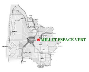 espace vert a bordeaux